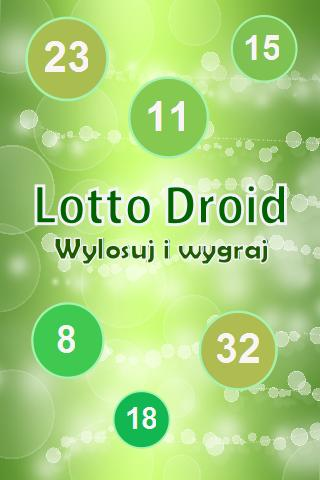 Lotto Droid PL