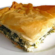 How to Cook with a wow Traditional Greek Spanakopita