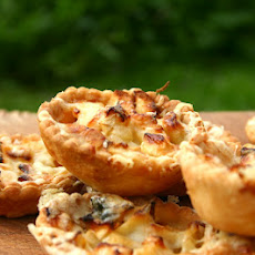 Cheese And Apple Tartlets