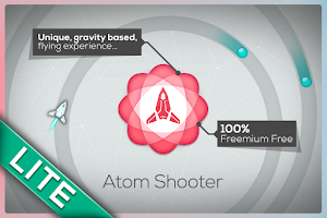 Screenshot of Atom Shooter Lite