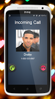 Screenshot of Drake Best Call Prank 2014