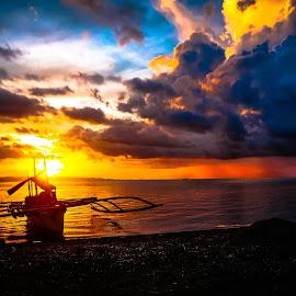 Feather on my Cap by Karen Lee - Landscapes Sunsets & Sunrises