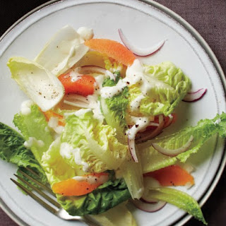 Green Salad with Citrus Dressing