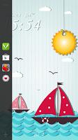 Screenshot of Summer Vacation Live Locker