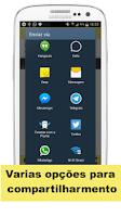 Screenshot of Mensagens Engraçadas p celular