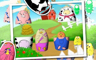 Screenshot of Matryoshka! kids puzzle