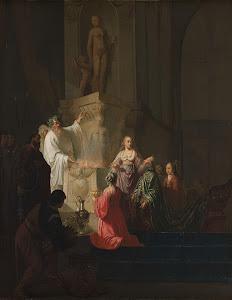 RIJKS: Willem de Poorter: painting 1648