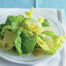 Boston Lettuce with Shaved Parmesan