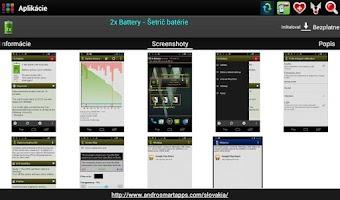 Screenshot of Slovenské aplikácie