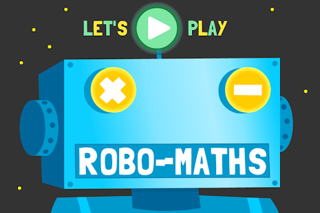 Robo Maths Age 6 - 8 - screenshot