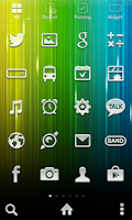 Screenshot of Futurism Dodol Theme