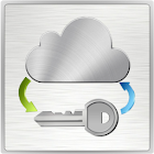 Cloud KeyRing Password Manager icon
