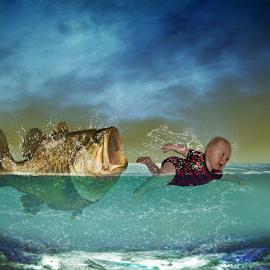 anak neng hayati by Doni Andriady - Digital Art People