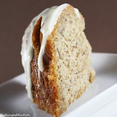 The Best Ever Banana Cake