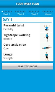 Bupa HK Fitness - screenshot