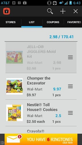 Weekly Ads, Coupons & Deals APK