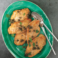Sauteed Chicken with Capers