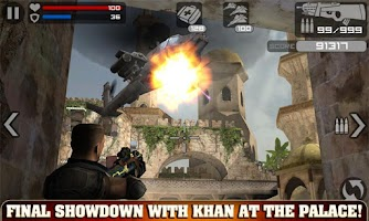 Screenshot of FRONTLINE COMMANDO