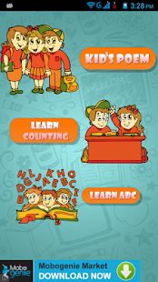 Kids Classroom Learning - screenshot