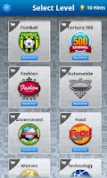 Screenshot of Logo Game Quiz - Guess Logos