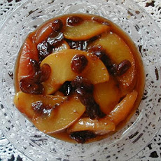 Cinnamon Spiced Peaches (1 Pt)
