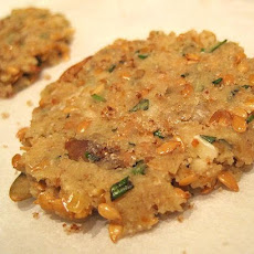 Herbal Seeded Crackers