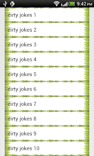 Best Dirty Jokes - screenshot