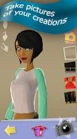Screenshot of Top Girl Dress Up Game