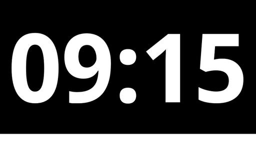 Tap Talking Clock
