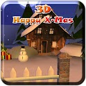 3D Happy X-Mas Lite icon