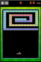 Screenshot of Arkanoid-BreakBrick