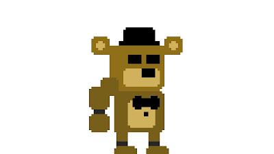 Freddy mini game by thecrazyjohn11