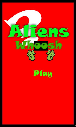 【免費街機App】Aliens Whoosh-APP點子