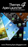 Screenshot of Plate Theme 4 Apex Launcher