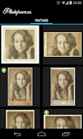 Screenshot of Vintage Photo Frames