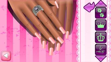 Screenshot of Nail Manicure