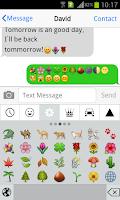 Screenshot of Messaging+ 7