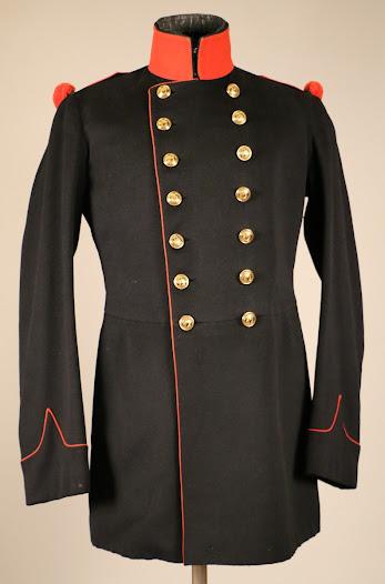 Belgian Grenadier's Tunic