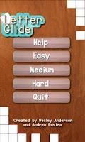 Screenshot of Letter Glide Free