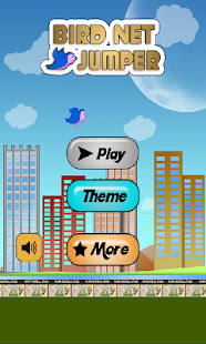 Bird Net Jumper - screenshot