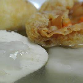 Baso Cuanki porsi besar by Sunaryo Kusumo - Food & Drink Meats & Cheeses