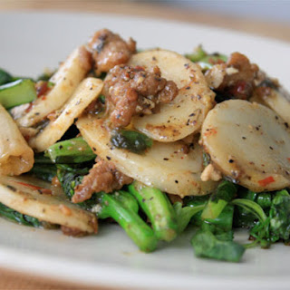 Stir-Fried Rice Cakes