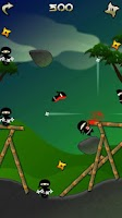 Screenshot of Stupid Ninjas