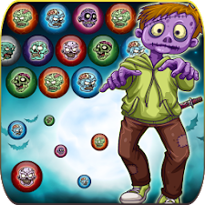 Zombie Bubble Shooter