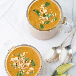 Peanut Satay Soup Recipes