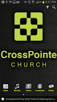 Screenshot of CrossPointe Church