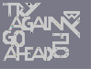 Thumbnail of the map 'Try Again Go Ahead'