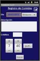 Screenshot of Fundación ALCO