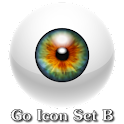 Icon Set B Go Launcher Ex icon
