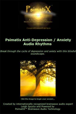 End Anxiety Brainwave Audio